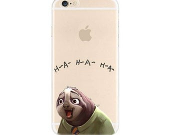 Zootopia iPhone 6plus case, iPhone 6s plus case, iPhone case 6s plus, soft iPhone 6 case,Transparent Clear Phone Case iPhone,disney zootapia
