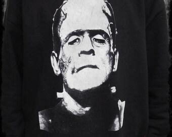 Sweat Shirt Frankenstein