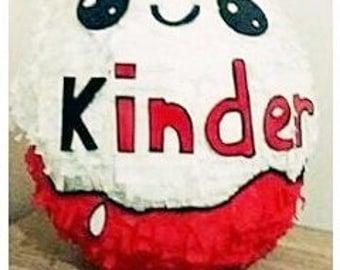 Piñata KINDER