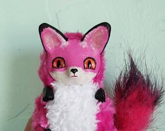 Little Pink fox
