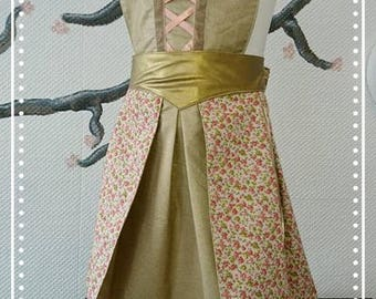 "Apron Costume 'Princess freedom' - suit Apron ""Princess freedom"""