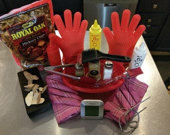 BBQ  Survival Kit 19 Piece, For that Foodie from Nosh2go-llc,