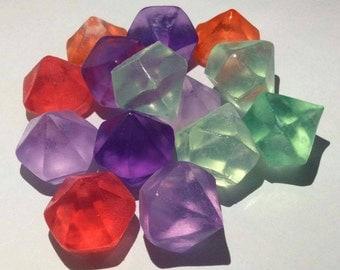 Mini Soap Gems - Set of 3