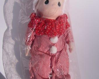 "Vintage NEW old stock 16"" Precious Moments Little Mistletoe #1080 New old stock 1994"