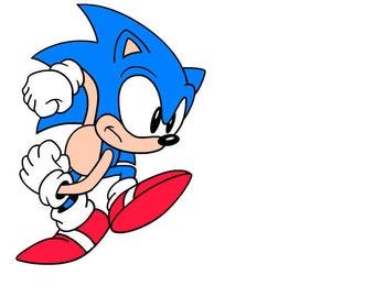 Sonic SVG