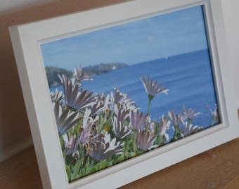 Flowers by the Sea (Basic Frame)