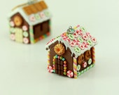 Gingerbread House Pendant -Christmas Specials