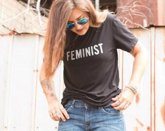 FEMINIST - unisex tee