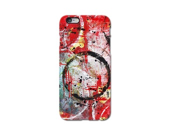 Be BOLD iPhone Samsung Galaxy Case, Unique Abstract Art Phone Cases, iPhone 6 iphone 7 plus Galaxy S6 Galaxy S5 Galaxy S4 Galaxy Edge