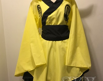 Mimikyu Kimono Dress