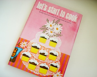Let's Start to Cook - Nell Nichols - 1966 - cookbook for beginners