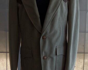 Vintage Pioneer Wear Western Cut Sport Coat
