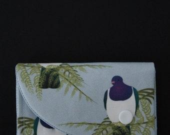 Kereru compact wallet