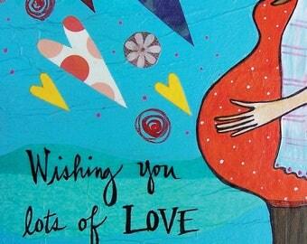 Greeting Card : Bundle of Joy