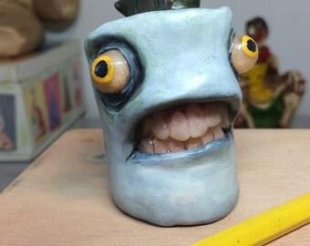 Aquatic Marshmallow Creep Sculpture
