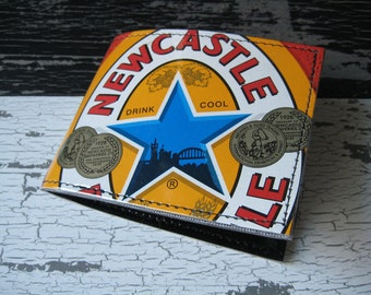 Newcastle Brown Ale Beer Wallet