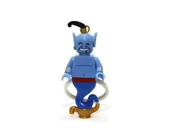 Genie Keychain - made from new Genie LEGO ® Minifigure