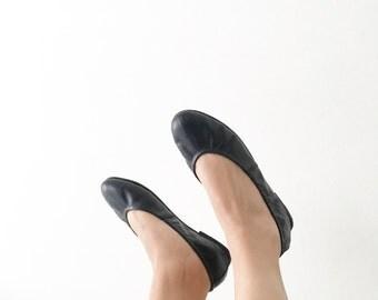 Jane Classic Ballerina Flat (Handmade to Order)