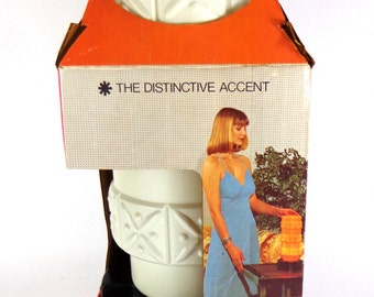 """Atomic Starburst 60s Lamp RARE """"Beehive Style"""" In Original Box Mid Century-Eames Era Beauty In Gorgeous """"Like New"""" Condition"""