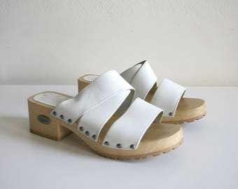 SALE 90s Candies Chunky Sandals 8.5