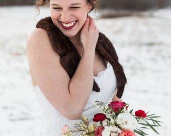ivory sweetheart strapless wedding dress - silk, lace, chiffon - women's size 10