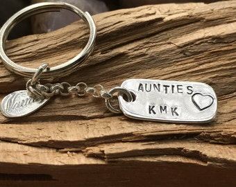 Key Chain - Personalized - Dad, Mom, Kids, Brother, In-Laws, Grandfather, Grandmother, Uncle, Best Man, Coach Gift - New Drivers Licence