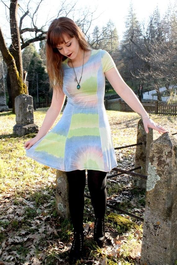 NOVA Vibrant 90's Party Dress Slinky Mini