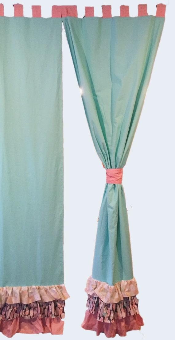 pink nursery drapes arrow nursery curtains custom nursery drapes