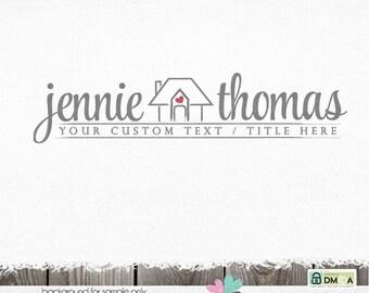 real estate logo logo design house logo home logo realty Logo logos for House Photography logos Realty Logo real estate logo premade logo