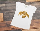 I'm so shiny || Moana Shirt || Tamatoa Shirt || Crabulous || Disney Moana || Girls Disney Shirt || Glitter Shirt || Vacation Shirt