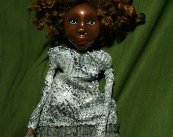 doll, african american