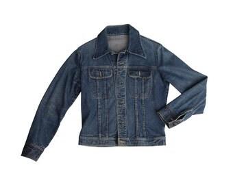 Vintage Bengala Denim Jacket