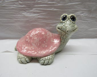 Pink Turtle Shell