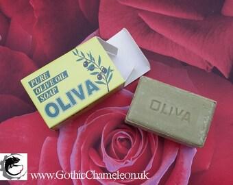 Pure Olive Oil Soap Bar Kind to Skin Good For Wet Felting