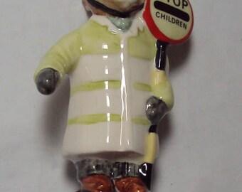 "Royal Doulton Bunnykins ""Lollipop Man"" DB 65 1987"