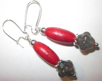 Smolder Earrings