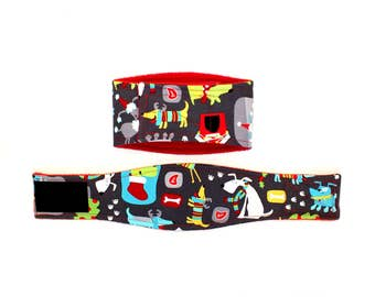 ON SALE XXS-Long Belly Band for male dogs, christmas dog diaper, male dog belly band, male dog diaper,