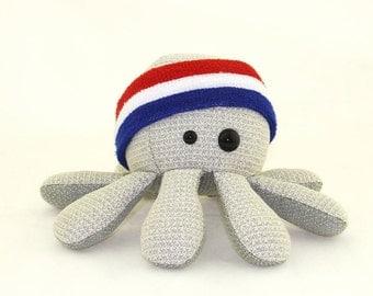 Petey Octopus Plush