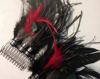 Bullet Proof Hair Combs/ Hair Combs/ Accessories/Looks Good Anya Fashion hair combs/Adornments/ Hair adornments/Hair pin/ pin/ Hair piece