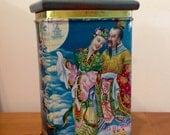Asian tea container