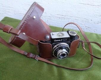 SMENA-3 ,Soviet Camera ,Collectible ,Retro,GOMZ