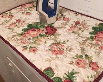 Quilted/Reversible Ironing Mat