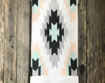 Aztec Tea Towel (Design 5)