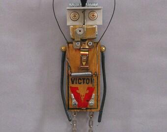 Robot Sculpture - Aulton