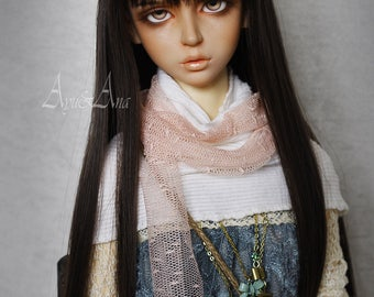 Young Soul OOAK handmade dress set for bjd dollfie sd sd13 nuevo size clothing clothes mori casual asian fashion style