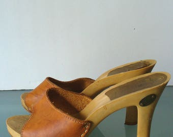 Made in Italy Rapallo  Heeled Sandals Size 8US
