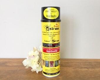 Beeswax Spray - Wood Furniture Polish - Beeswax for Wood - Natural Furniture Polish - The Orginal Bees Wax - Granite Polish - Mirror Polish
