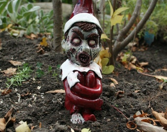 Ralph The Zombie Christmas Elf (Red)