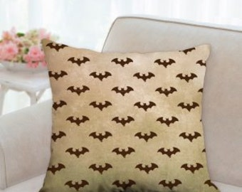 Halloween Bat Pillow