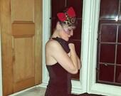 Leopard - ess, Red Velvet...